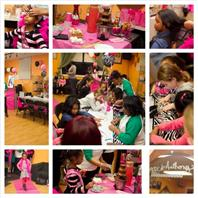 LITTLE DIVA'S SPA PARTY