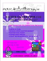 EASTER CELEBRATION FOR YOUR